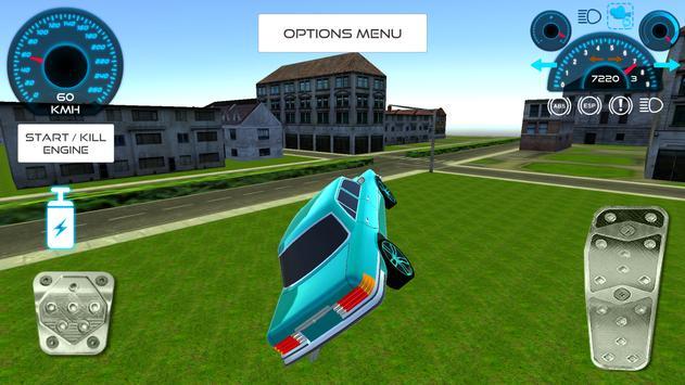 Old Car Driving City apk screenshot