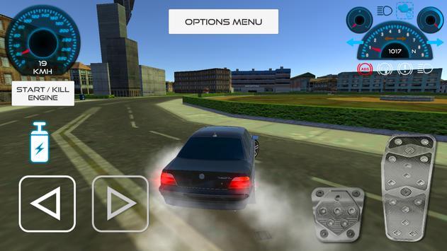 Old E38 Drift apk screenshot