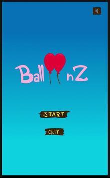 Balloonz poster