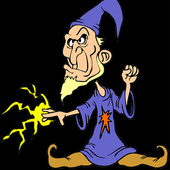 Wizard Spell-ing icon