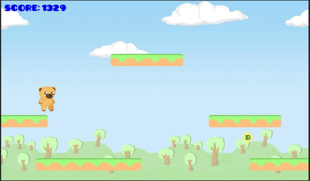Big Bear Running apk screenshot