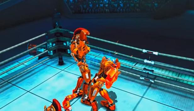 Tips for Real Steel World Robot Boxing poster