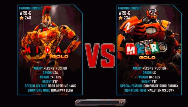 Tips for Real Steel World Robot Boxing screenshot 1