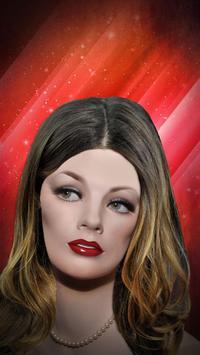 Ombre Hair Salon Photo Editor poster