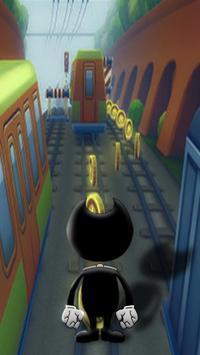 Subway Bendy - Ink Machine apk screenshot