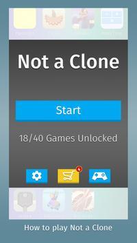 Not a Clone (Demo) screenshot 5
