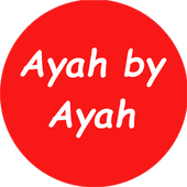Ayah by Ayah icon
