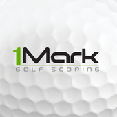 1Mark Golf Scoring icon