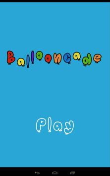 Ballooncade apk screenshot