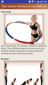 Flat Tummy Abs Workout Exercises for Girls & Women screenshot 5