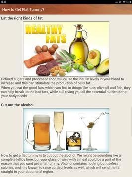 Flat Tummy Abs Workout Exercises for Girls & Women screenshot 17