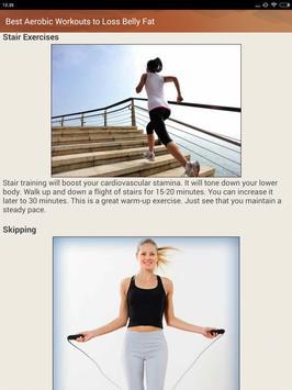Flat Tummy Abs Workout Exercises for Girls & Women screenshot 20