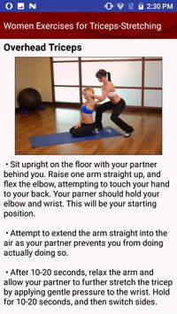 Top Workout Exercises for Men and Women Fitness apk screenshot