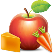Healthy & Nutrient Rich Foods icon