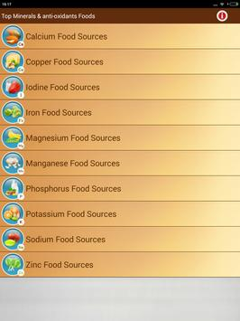 Healthy & Nutrient Rich Foods screenshot 20
