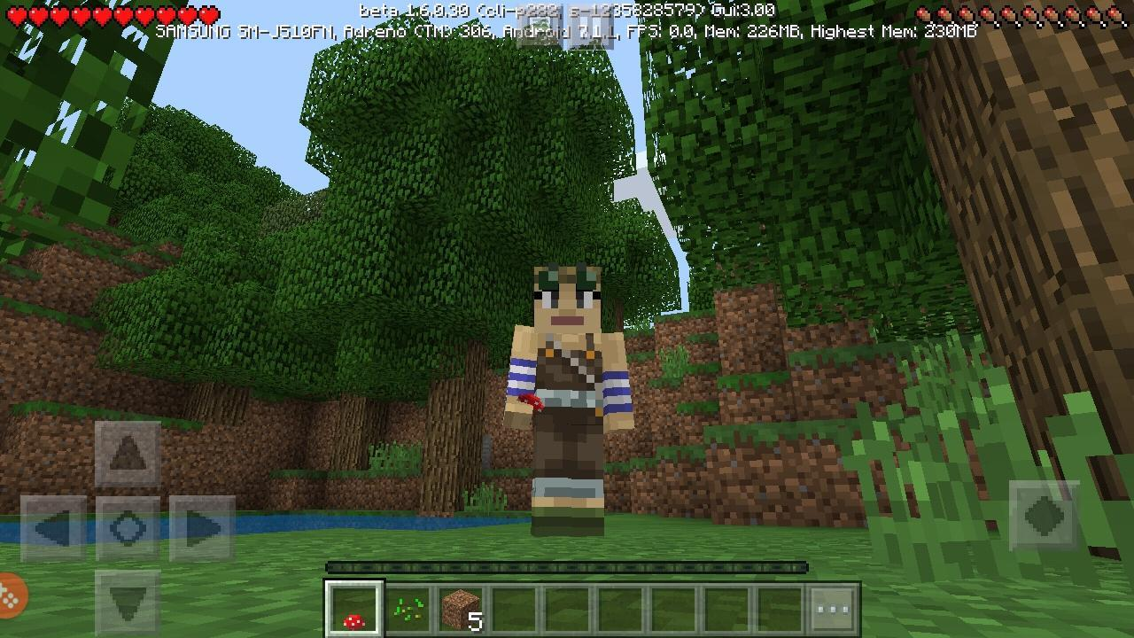 One Piece Skins for Minecraft para Android - APK Baixar