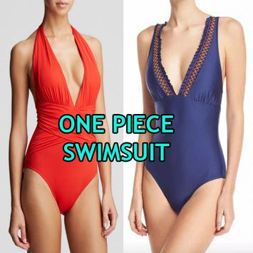 One Piece Swimsuit poster