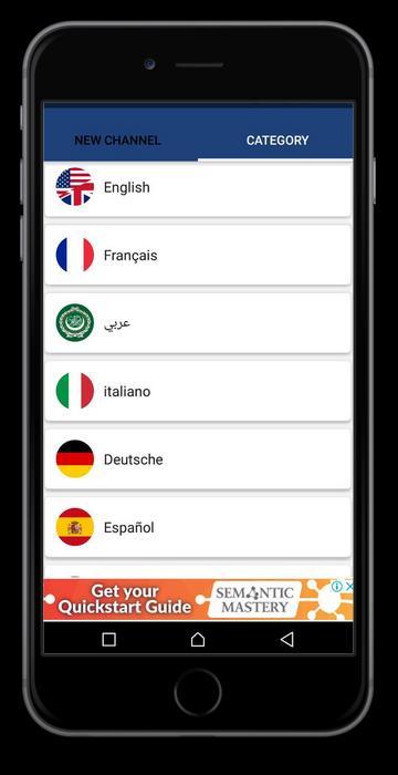Online IPTV - Free M3U TV for Android - APK Download