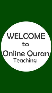 Color Tajweed Quran poster