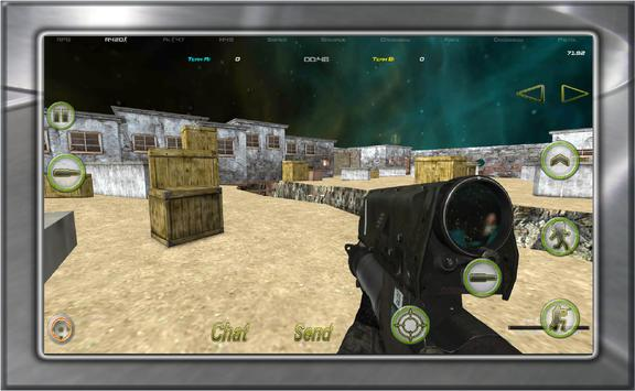 Assault Strike Multiplayer apk screenshot