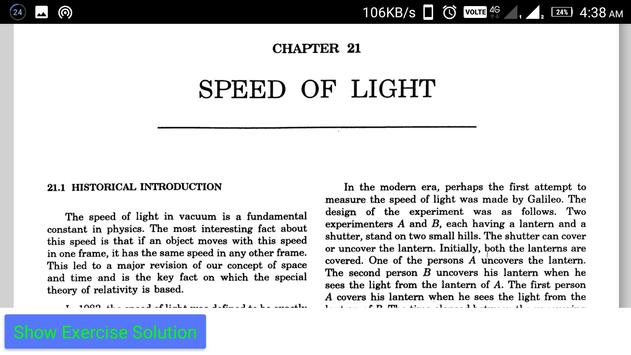 HC Verma Vol.1 - Complete Book With Solution screenshot 6