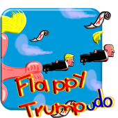 Flappy Trump icon