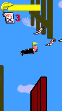 Flappy Trump screenshot 2