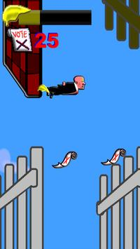 Flappy Trump screenshot 3