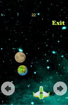 Blastaroids Space poster