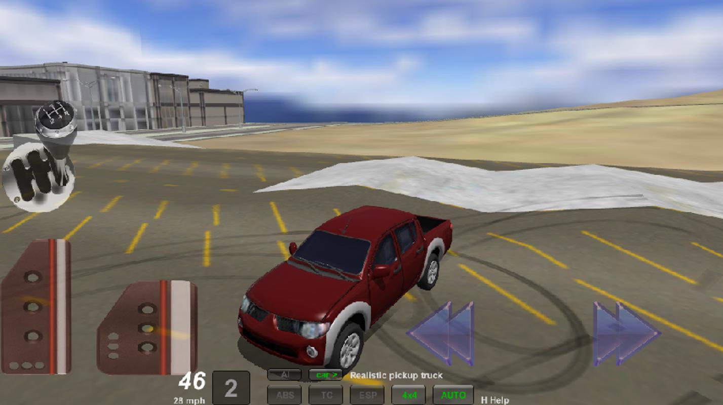 Car driving 3d simulator for android apk download for Simulatore 3d