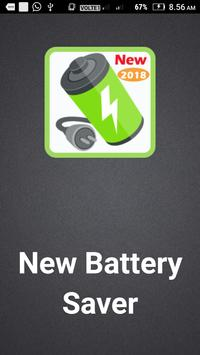 New Battery Saver poster