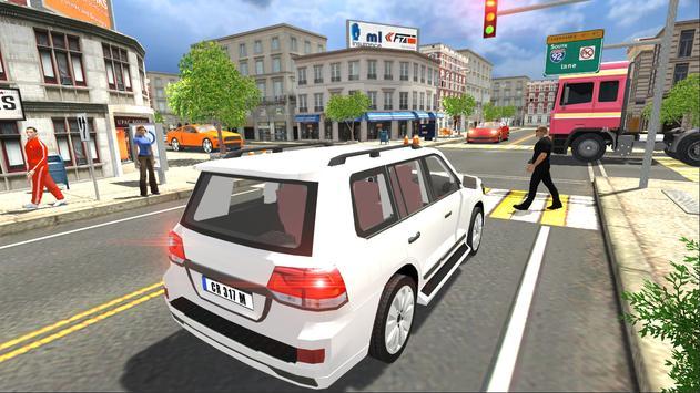 Offroad Cruiser Simulator скриншот 10