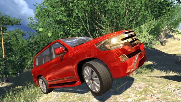 Offroad Cruiser Simulator скриншот 11
