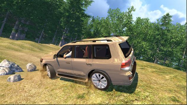 Offroad Cruiser Simulator скриншот 7
