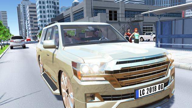 Offroad Cruiser Simulator скриншот 9