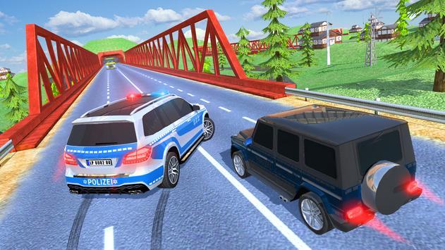 Offroad Police Car DE apk screenshot