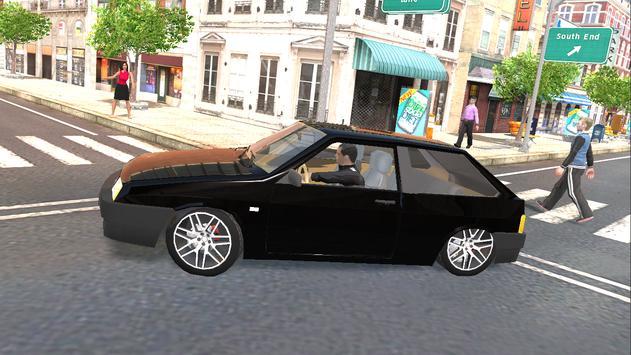 Car Simulator OG poster