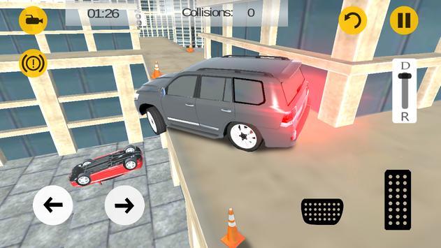 Offroad Climb Parking apk screenshot