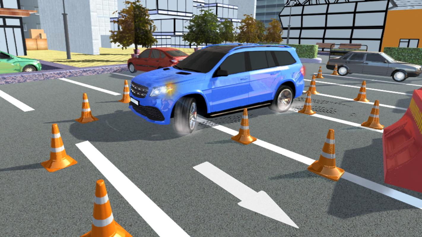 Luxury Suv Car Parking For Android Apk Download