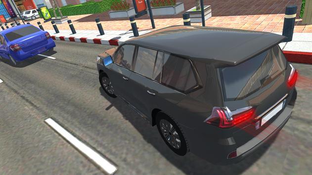 Offroad Car LX apk تصوير الشاشة