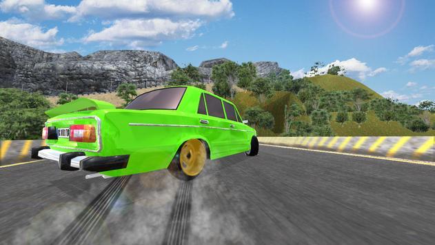 Russian Cars: DRIFT apk screenshot