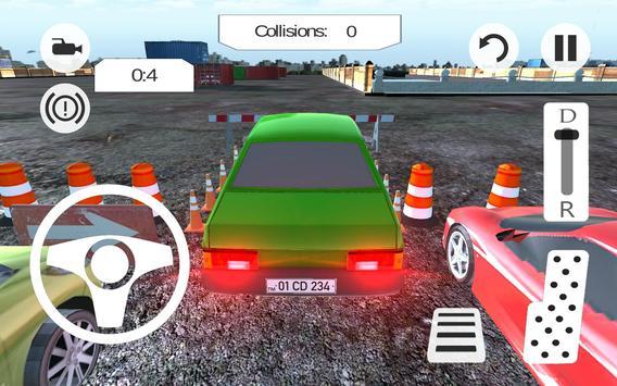 Russian Parking screenshot 1