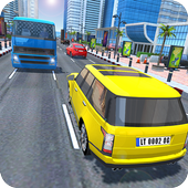 SUV Traffic Racer icon