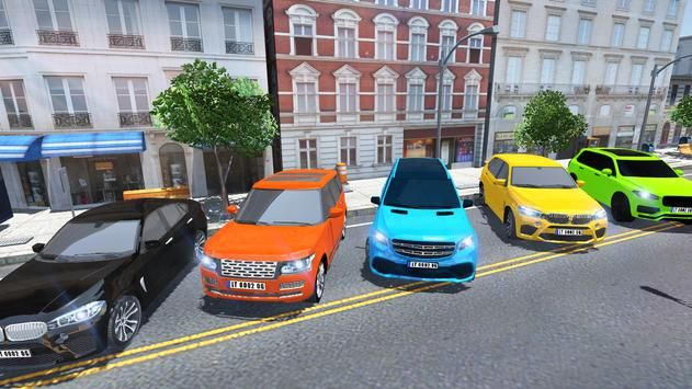SUV Traffic Racer screenshot 1