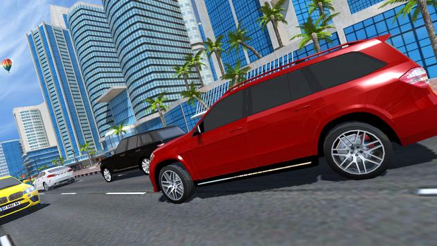 SUV Traffic Racer screenshot 2