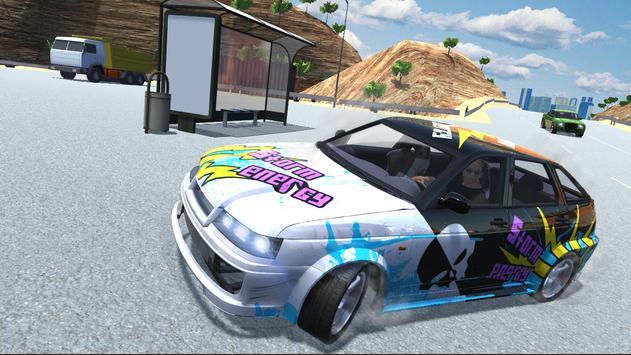 Urban Car Simulator apk imagem de tela