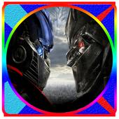 Optimus VS Megatron Wallpaper HD icon