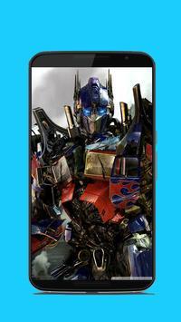 Optimus VS Megatron Wallpaper HD poster