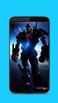 Optimus VS Megatron Wallpaper HD screenshot 14