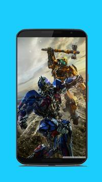 Optimus VS Megatron Wallpaper HD screenshot 3